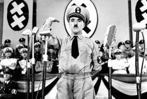"Charlie Chaplin's ""A Great Dictator"" - a possible source for the Double-X agents and Camp-X?"