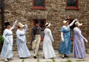 York Regency Dancers